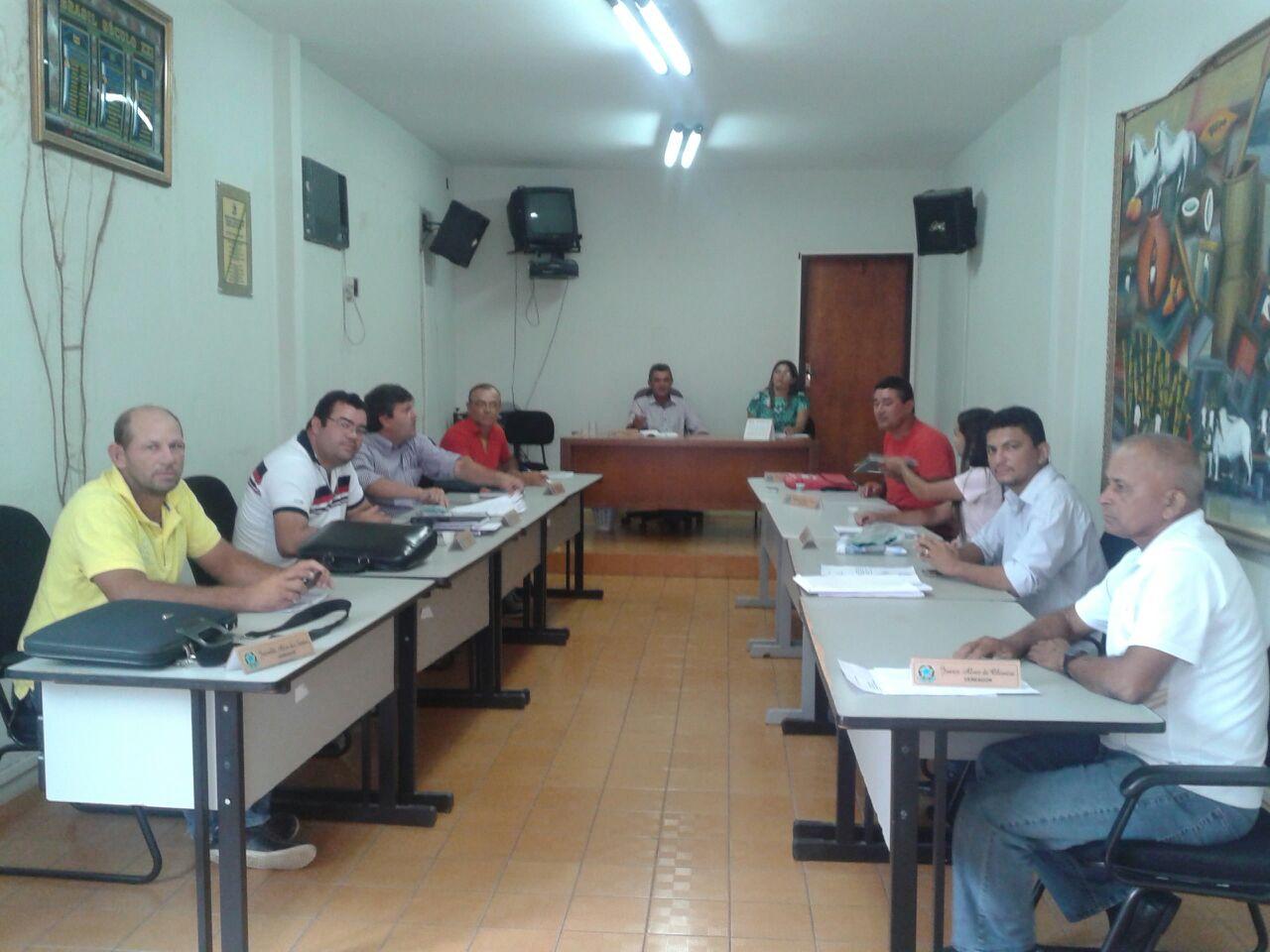 12ª Sessão Ordinária do 3º período Legislativo do biênio 2015/2016