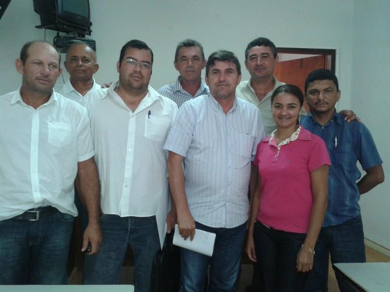 20ª Sessão Ordinária do 1º período Legislativo do biênio 2015/2016