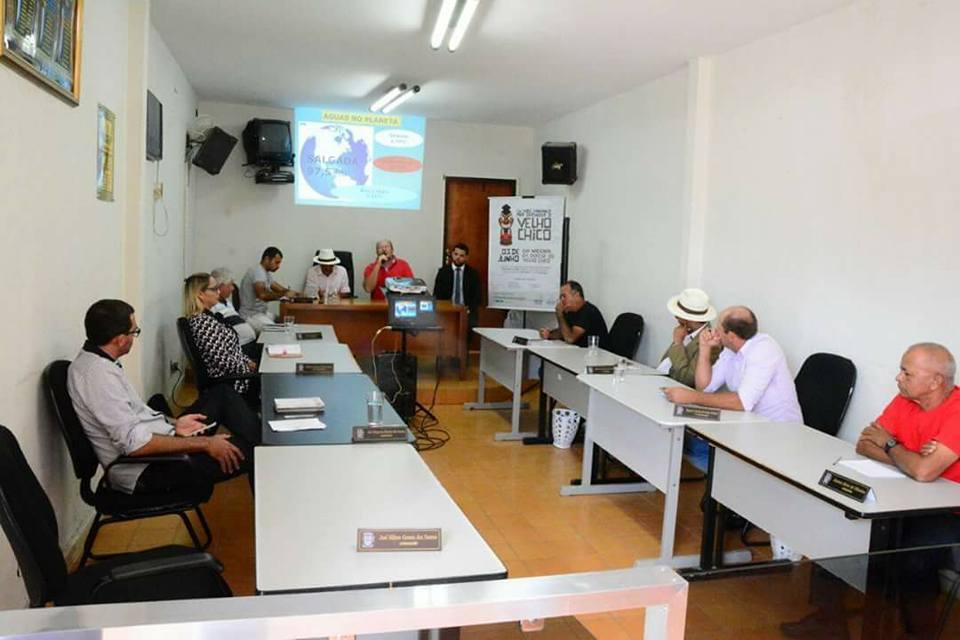 Câmara Municipal de Gararu realiza Audiência Pública em Defesa do Rio São Francisco.
